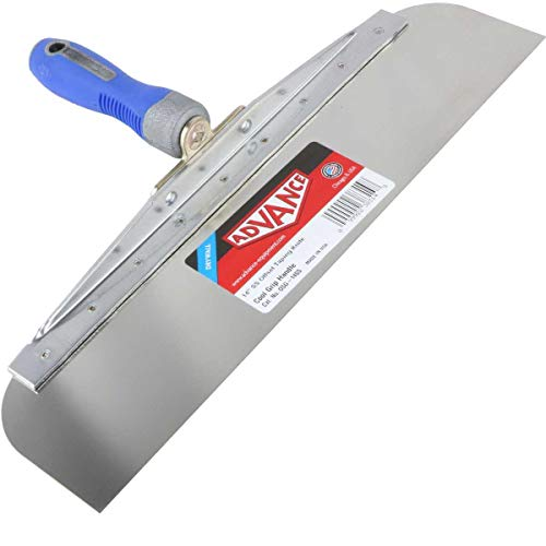 Advance Offset Taping Knife with Soft Grip Handle