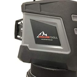 Boulder Tools Laser Level With Tripod, Self-Leveling, Bright