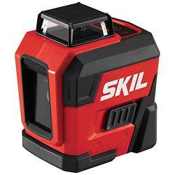 Skil Self-Leveling 360-Degree Cross-Line Laser
