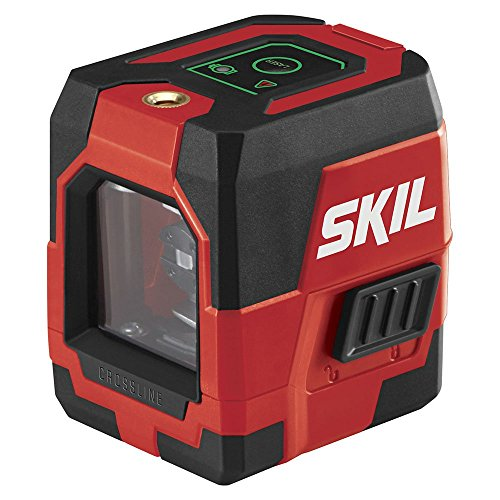 Skil Self-Leveling Green Cross Line Laser
