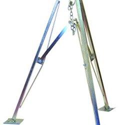 Ultra-Fab King Pin Tripod 5th Wheel Stabilizer