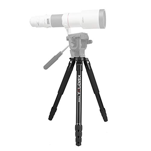 62-inch Kingjue Professional Camera Video Tripod Stand