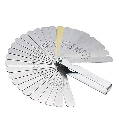 32 Piece Blade Master Feeler Gauge Measurement Tool