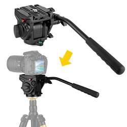 Kamisafe Heavy Duty Camera Video Tripod