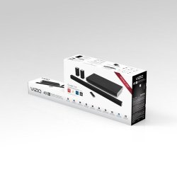 "VIZIO Smartcast 40"" 5.1 Slim Sound Bar System"