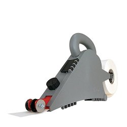 Drywall Taping Tool, Silver and Black, Drywall Tape and Mud Dispenser
