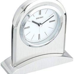 Seiko Contemporary Desk Alarm Clock