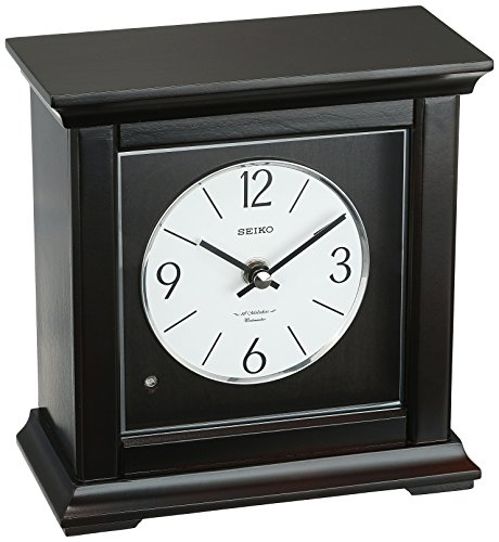 Seiko ' Mantel-Musical' Wood Shelf Clock