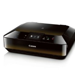 Canon PIXMA Black Wireless Color Photo Printer