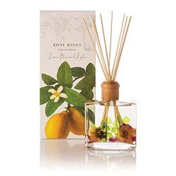 Rosy Rings Lemon Blossom & Lychee Botanical Reed Diffuser