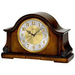 Bulova Chadbourne Old World Clock, Walnut