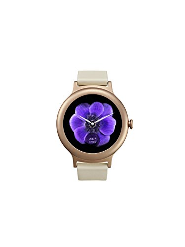 LG Electronics LG Watch Style Smartwatch with Android Wear 2.0
