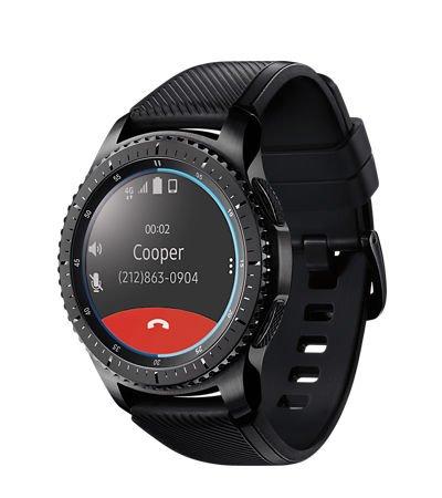 Samsung Gear S3 Frontier Verizon 4G LTE Smartwatch
