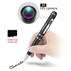 Hidden Spy Camera- Star Light Night Vision Pen