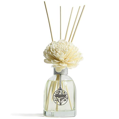 Aronica Octagon Flower and Reed Diffuser