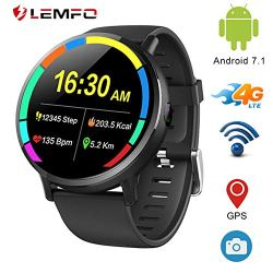 "LEMFO LEMX - Android 7.1 4G LTE 2.03"" Screen"