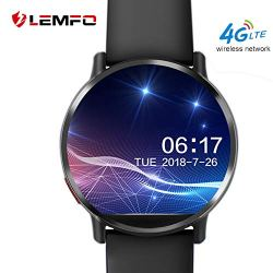 LEMX Bluetooth Smart Watch, Android 7.1 Wearable Devices Fitness