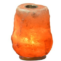 Himalayan Salt Essential Oil Diffuser - Hand Carved