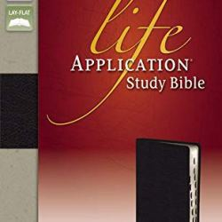 NIV, Life Application Study Bible, Personal Size