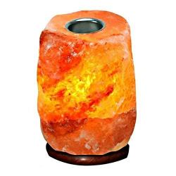 Himalayan Salt Essential Oil Diffuser by Pure Salt Co