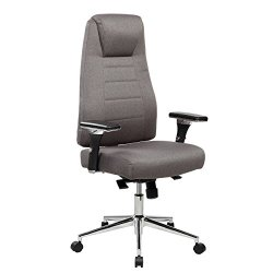 Techni Mobili Comfy Height Adjustable Home Office Chair