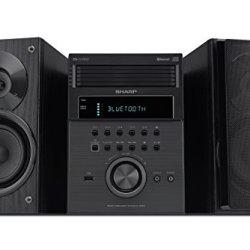 Sharp XL-BH250 Sharp 5-Disc Micro Shelf Executive Speaker