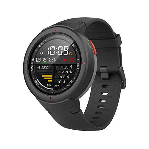 Amazfit Verge Smartwatch with GPS Plus GLONASS