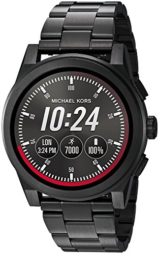 Michael Kors Access, Men's Smartwatch, Grayson Black