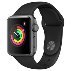 Apple Watch Series 3 - Space Gray Aluminium Case