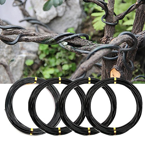Bazaar 1000g Bonsai Tree Branch Aluminium Wire