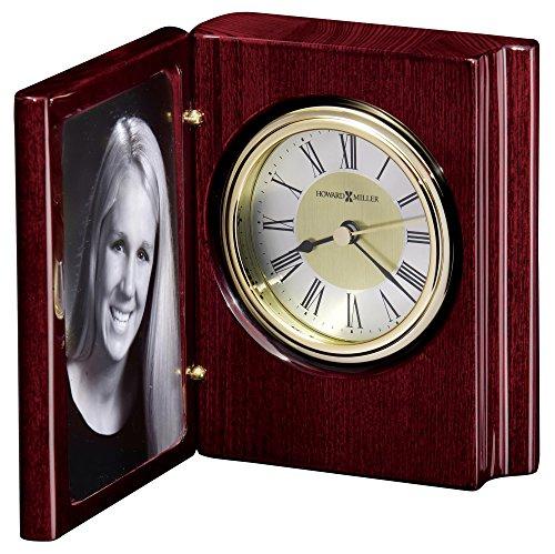 Howard Miller Portrait Book Table Clock