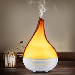 Ultransmit Ultrasonic Aromatherapy Essential Oil Diffuser