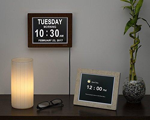 Extra Large Impaired Vision Digital Clock