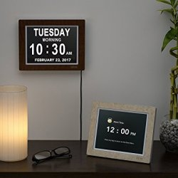Extra Large Impaired Vision Digital Clock