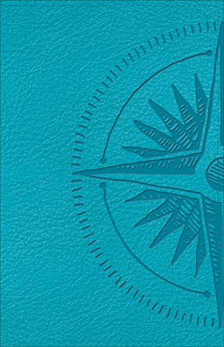 CSB Heart of God Teen Study Bible Teal