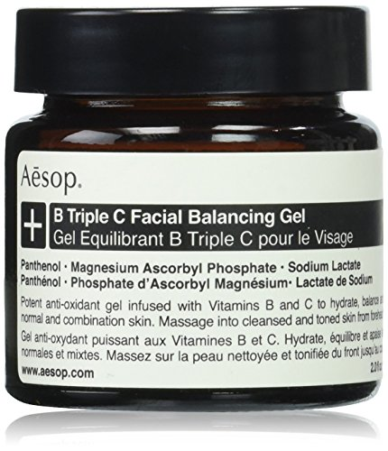 Aesop B Triple C Facial Balancing Gel, 2 Fluid Ounces