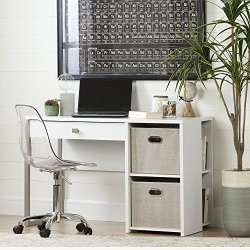 South Shore Interface Modern Original Computer Desk