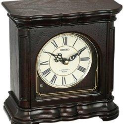 Seiko ' Mantel-Musical' Wood Shelf Clock, Color