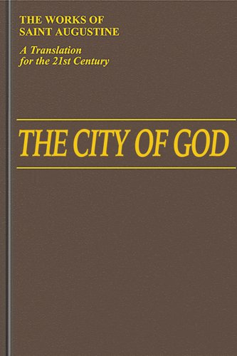 The City of God (1-10) (Vol. I/6)