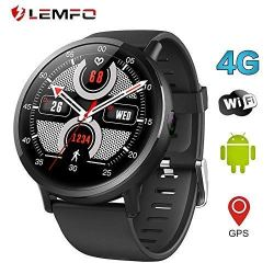 LEMFO LEMX Smart Watch Phone 4G LTE