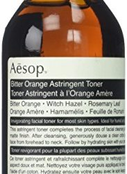Aesop Bitter Orange Astringent Toner, 3.38 Ounce