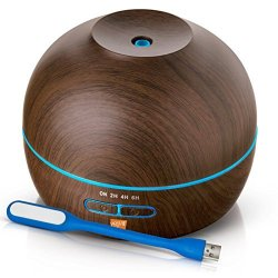 Bel Air Naturals Large Essential Oil Diffuser for Home