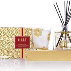 NEST Fragrances Candle & Reed Diffuser Set