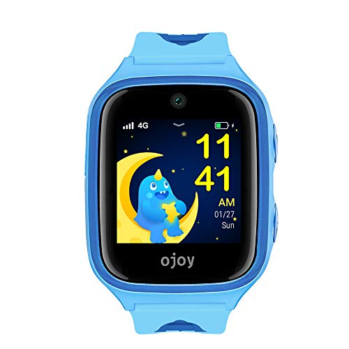 OJOY A1 4G LTE Kids Smart Watch Phone