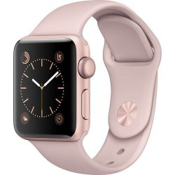 Apple Watch Series 2 Smartwatch 38mm Rose Gold