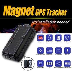 VJOYCAR GPS Tracker Real 3G No Monthly Fees