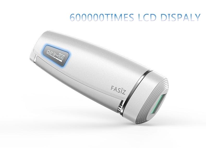600000 Flash Permanent IPL Laser Hair Removal Machine Epilator 2 in 1 Women Lady Depilator Electric Shaver Body Hair Remover 10