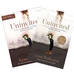 Lysa Terkeurst - Uninvited Study Set