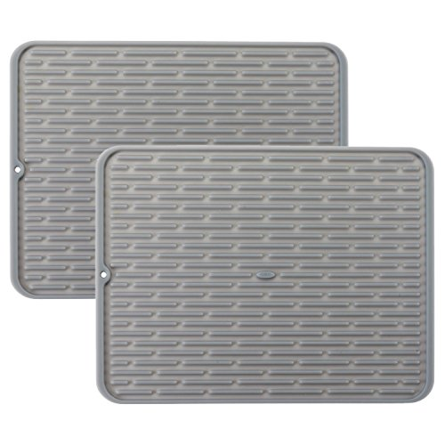 OXO Good Grips Large Silicone Drying Mat (2)