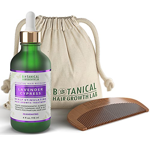 Botanical Hair Growth Lab Scalp Stimulating Treatment Lavender